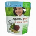 Picture of BELLAMY'S ORGANIC FRUIT SNACKS APPLE AND PEAR 20g