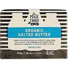 Picture of THE MILK THIEF ORGANIC SALTED BUTTER 250G