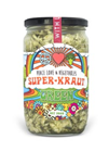 Picture of PL&V BYRON BAY SUPERKRAUT GREEN 580G
