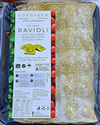 Picture of GOGOVEGO VEGAN RAVIOLI ROASTED POTATO AND BLACK GARLIC 450G
