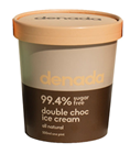 Picture of DENADA DOUBLE CHOC  ICE CREAM 475ML