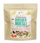 Picture of CHEF'S CHOICE BIRCHER MUESLI & FRENCH VANILLA 800G