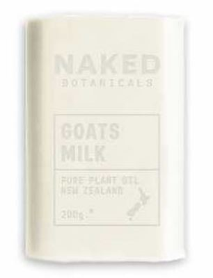 Picture of NAKED  BOTANICALS SOAP GOATS MILK