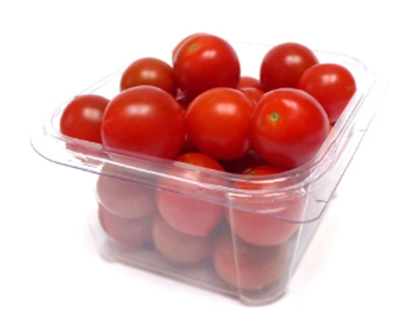 Picture of ORGANIC CHERRY TOMATOES - PUNNET