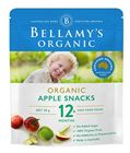 Picture of BELLAMY'S ORGANIC APPLE SNACKS 20G
