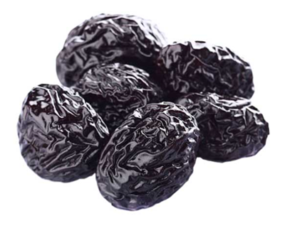 Picture of PITTED PRUNES - (100g)  BULK
